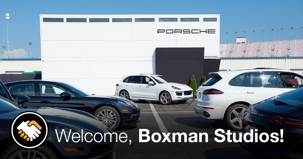 Welcome to the Family: Boxman Studios