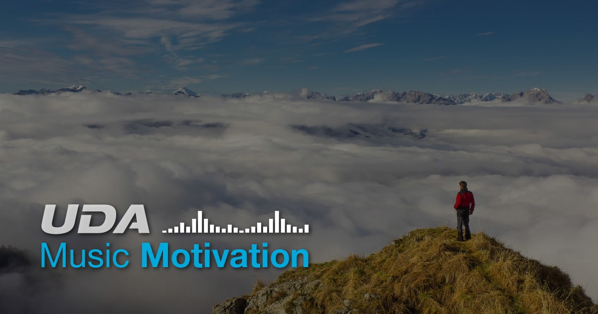 Music Motivation: Up in the Clouds