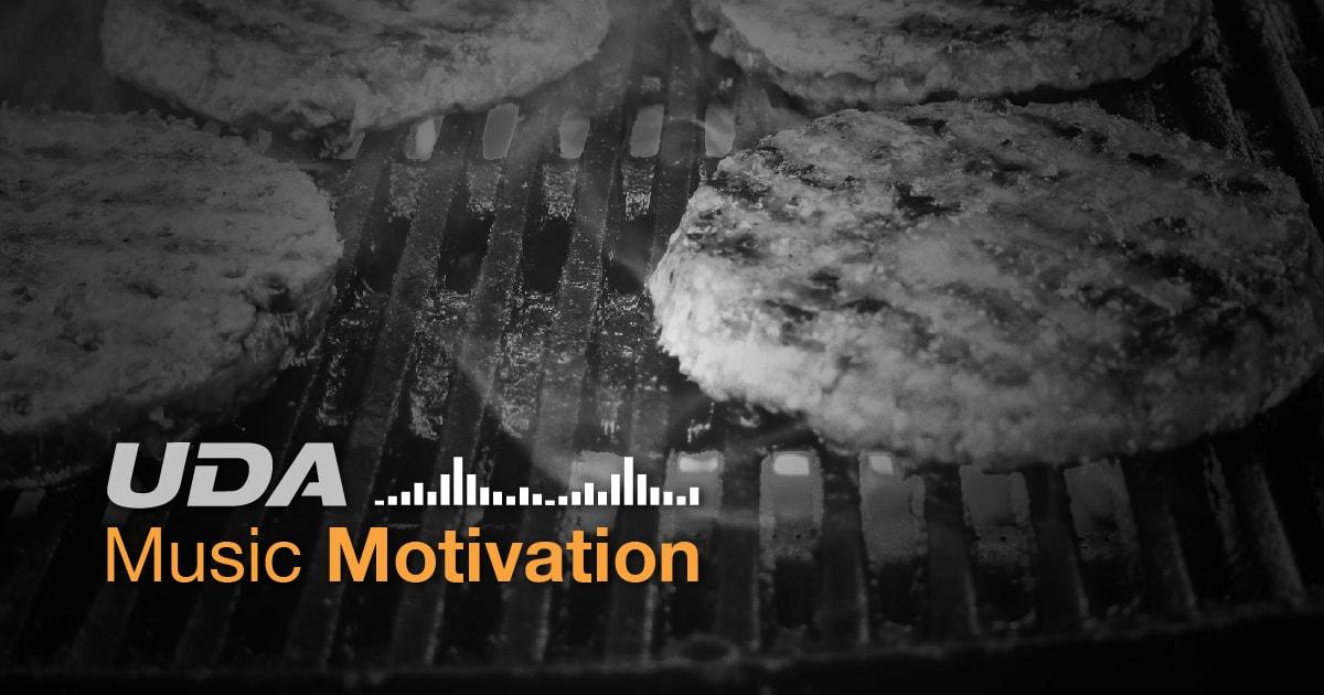 Music Motivation: Construction Cookout
