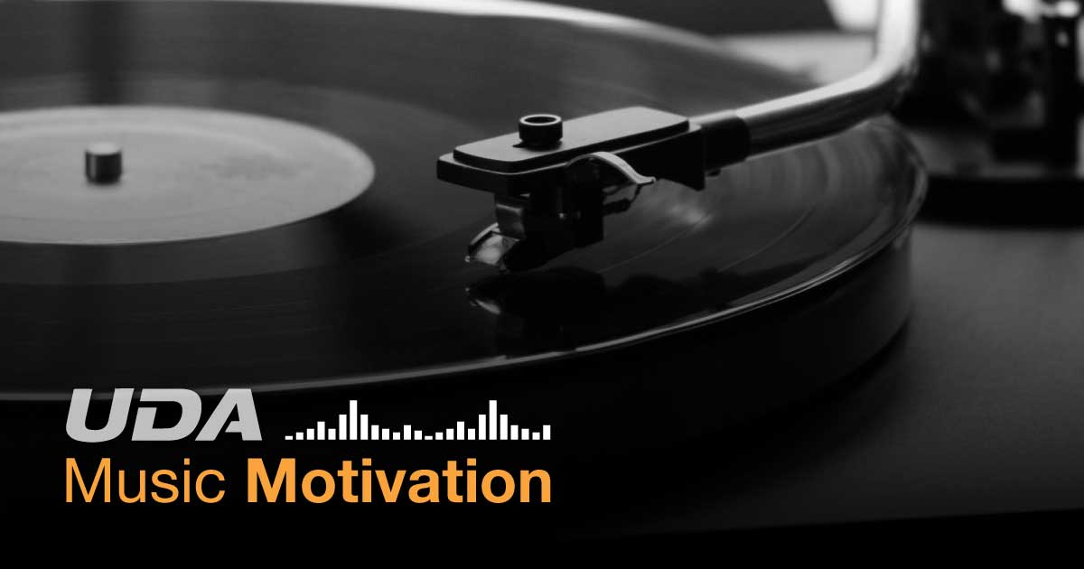 Music Motivation: Reinventing the Wheel Part 2