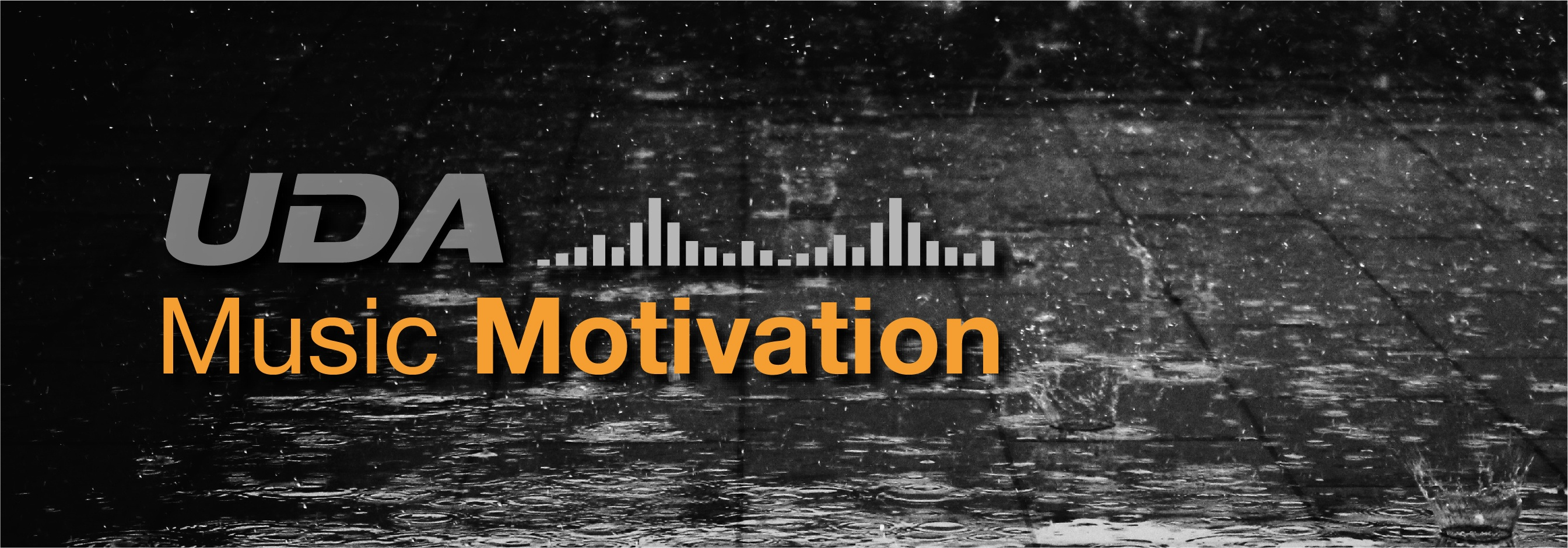 Music Motivation: Stuck In the Office on a Rainy Day