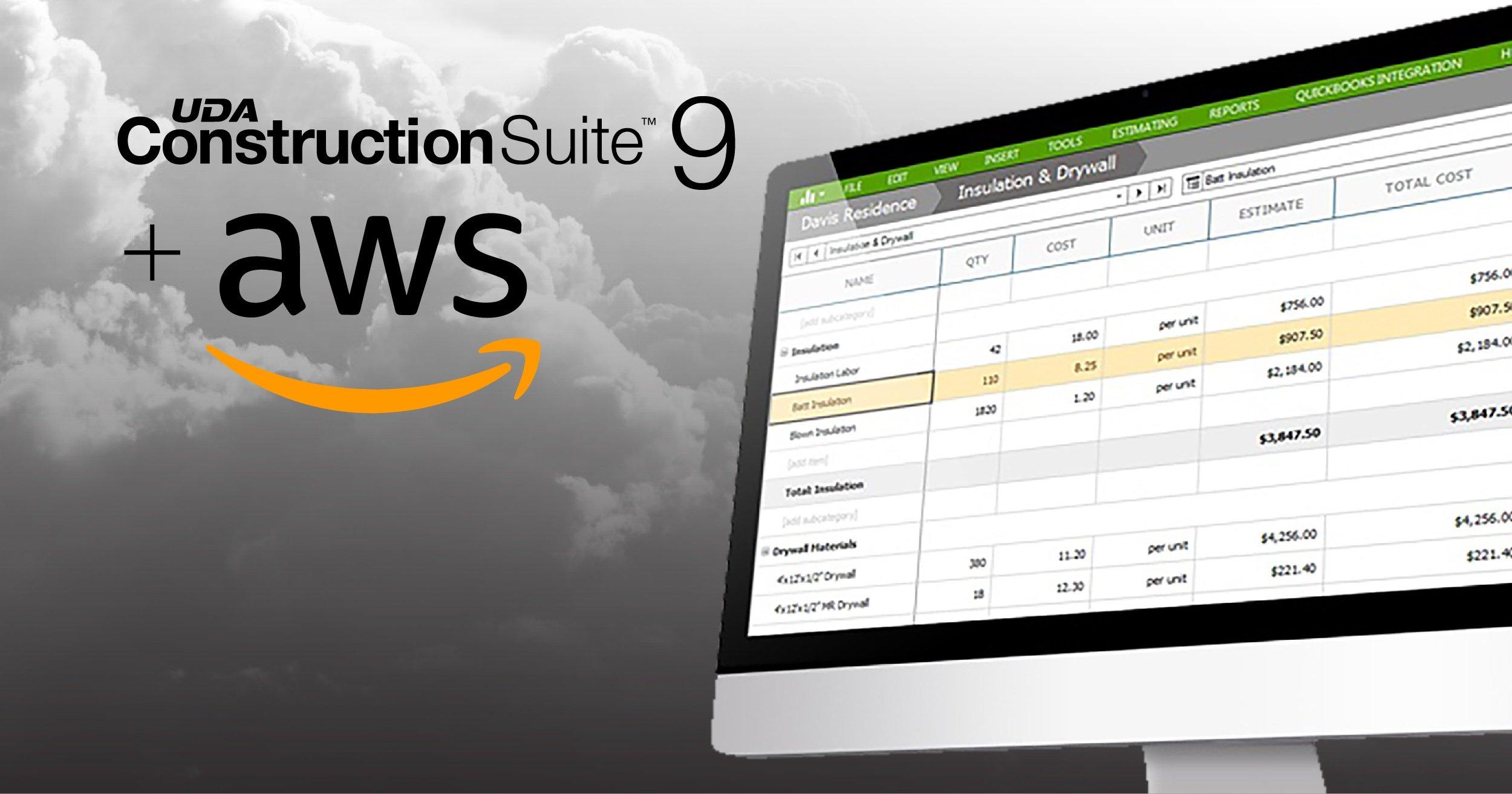 ConstructionSuite 9 Webinar Series: ConstructionSuite + Amazon Web Hosting