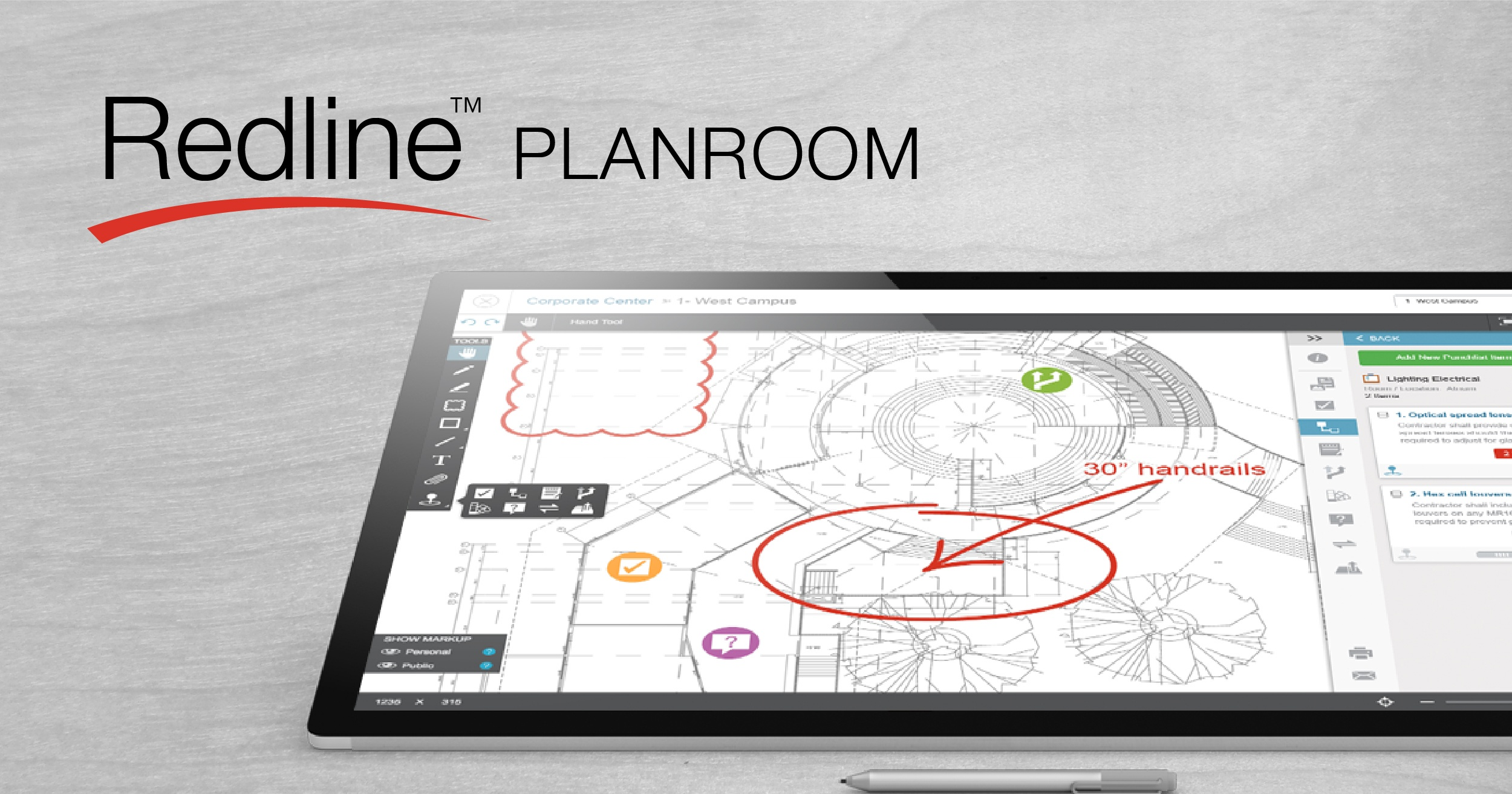 Bring Your Plans to Life with Redline Planroom